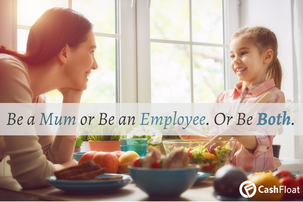 Can Stay At Home Mums Earn A Good Salary?