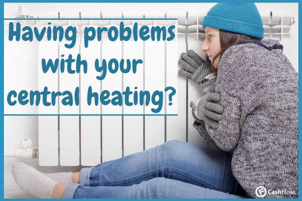Central Heating Problems and How to Fix Them
