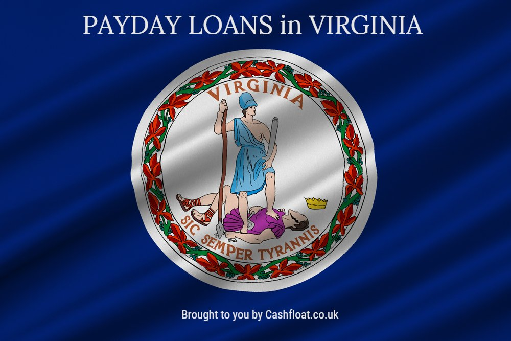 Cashfloat explore payday loans in Virginia.