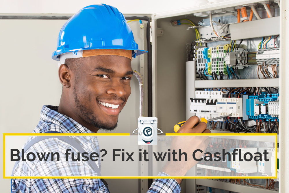 blown fuse solutions for cashfloat consumers