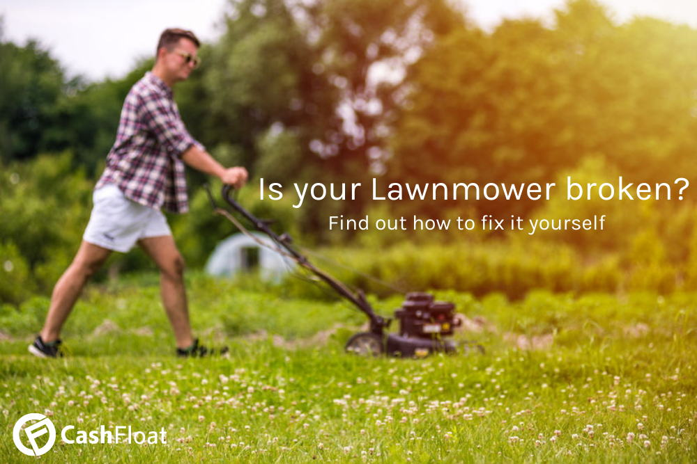 D.I.Y. Lawn Mower Repairs for all Lawnmower Types