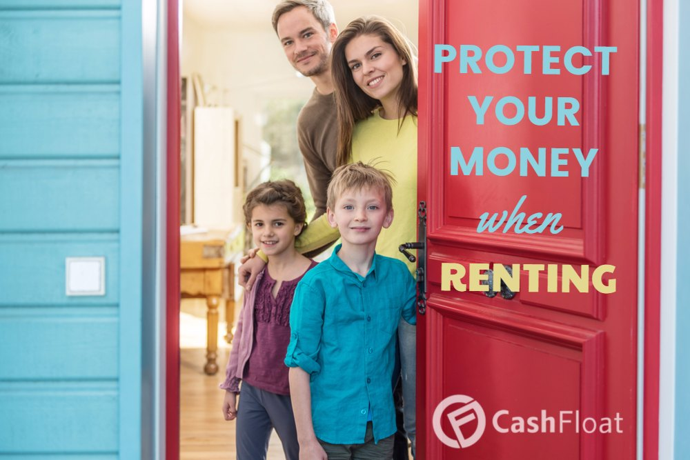 Renting a house - cashfloat