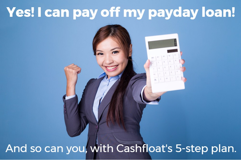 Payday loan repayment - Cashfloat
