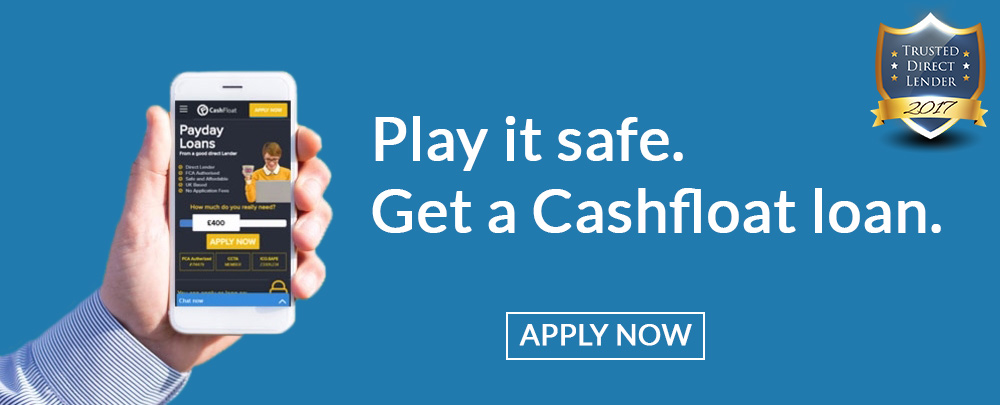 Cashfloat Payday Loans From Responsible Direct Lender