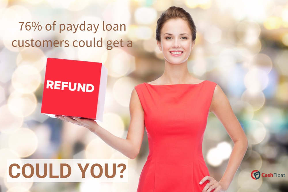 payday loan refund