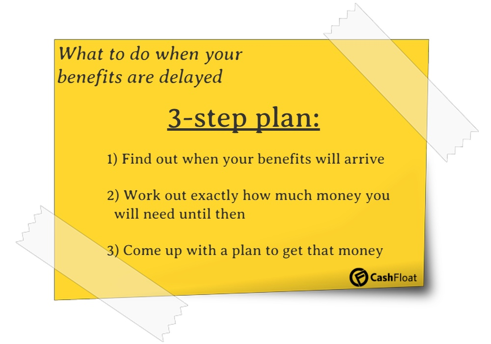 Cashfloat - benefits advice