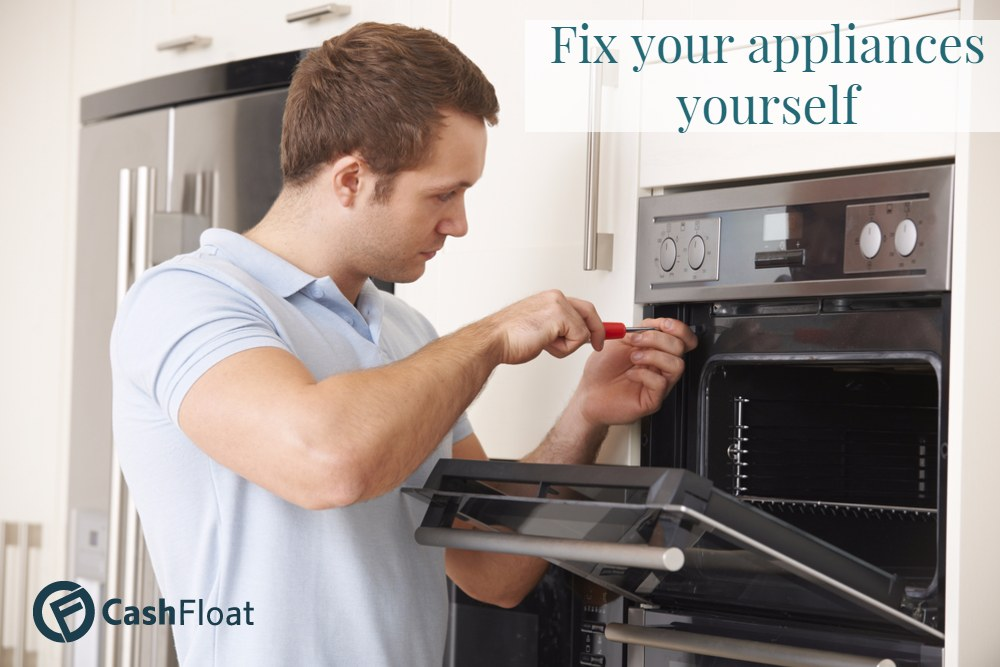 DIY Appliance Repair That Actually Works