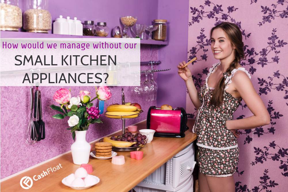 Appliance Repair for Small Kitchen Appliances