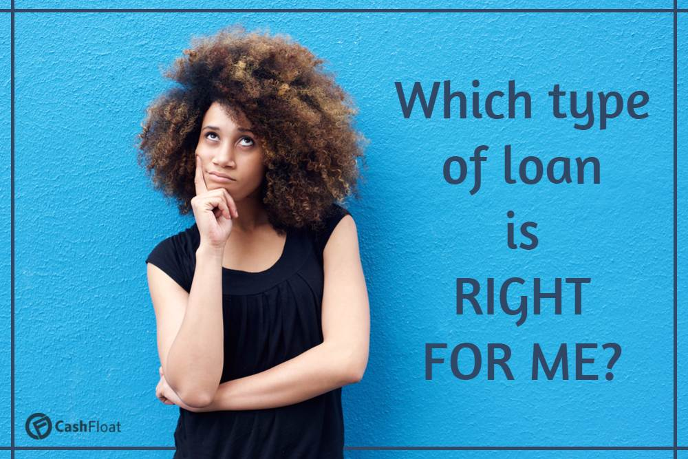 Types of Loans Online: What your options are.