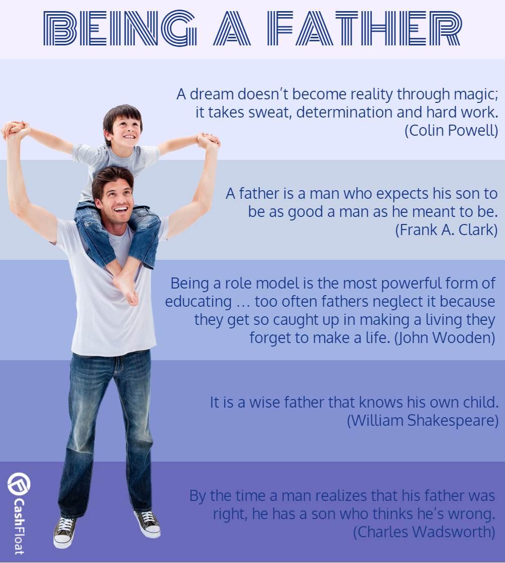 Cashfloat - fathers day