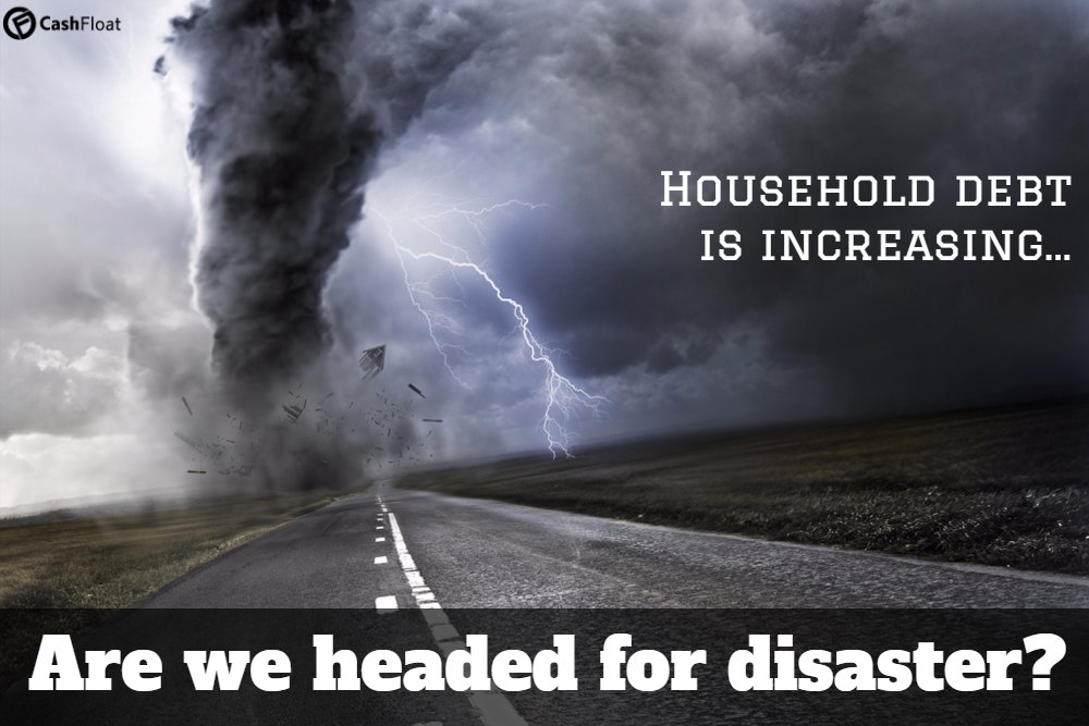 Household Debt Increasing – Will This Lead to Disaster?