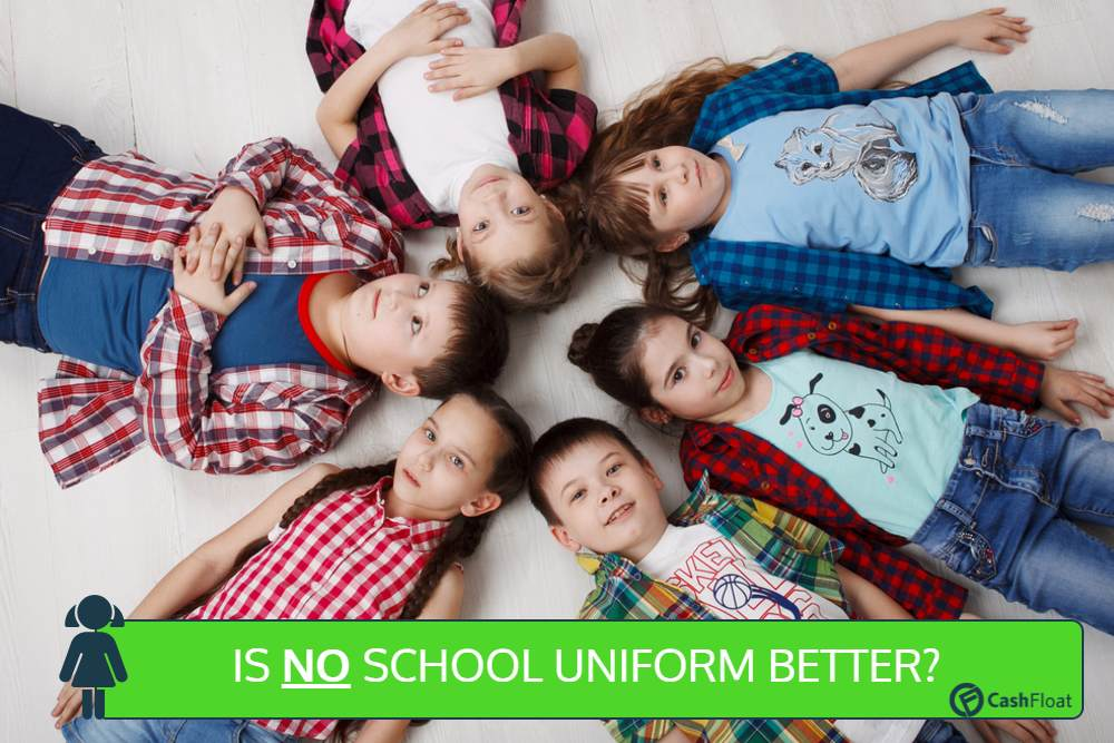School uniform is expensive, so why bother? cashfloat