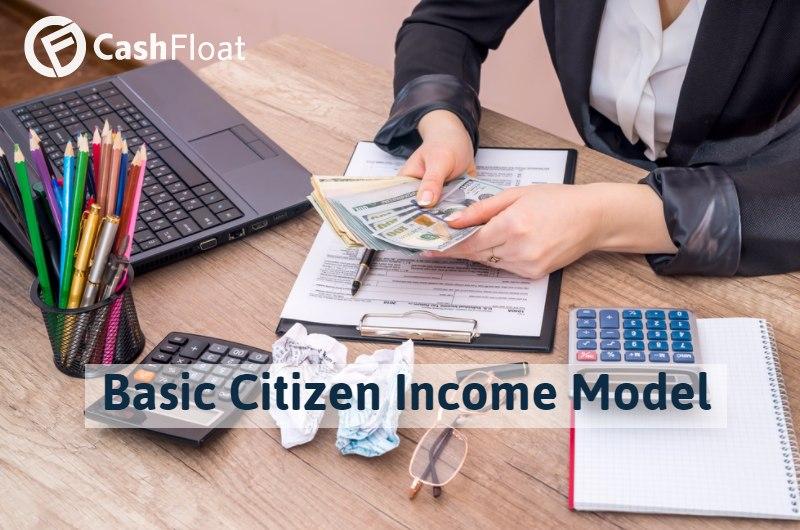 Awarding A Basic Citizen's Income