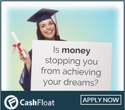 Chase your dreams in your spare hours - Cashfloat