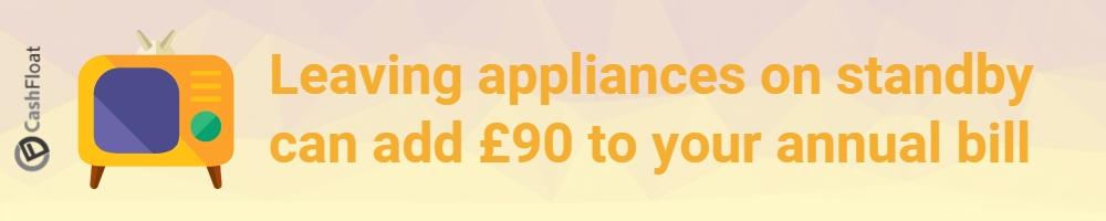 energy efficient appliances - cashfloat