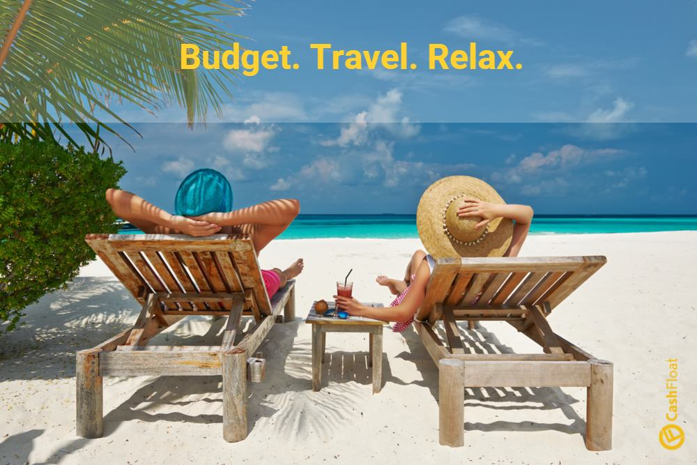 Budget holiday with cashfloat