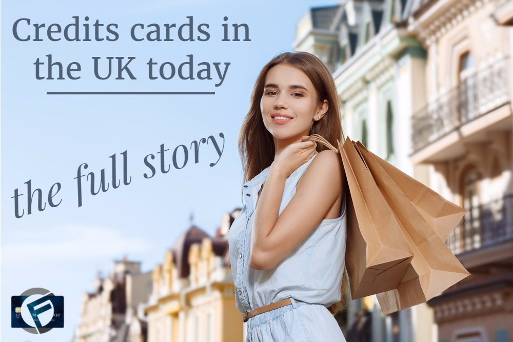 Credit Cards UK: What's the story today?