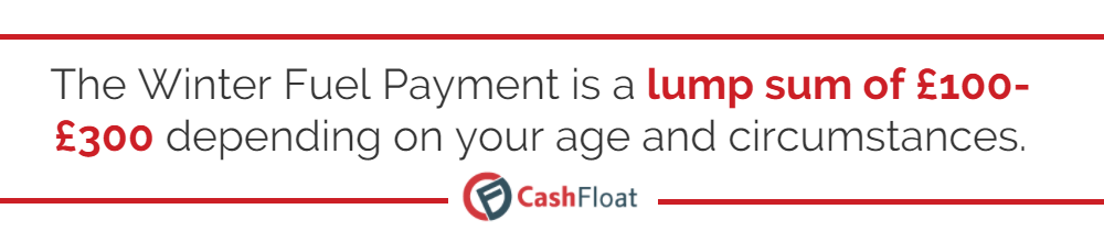 winter fuel payment - cashfloat