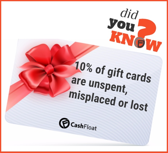 Cashfloat explore the pros and cons of a gift card