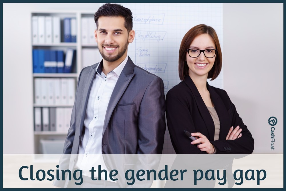 Gender Pay Gap – Will Women Ever Earn As Much As Men?