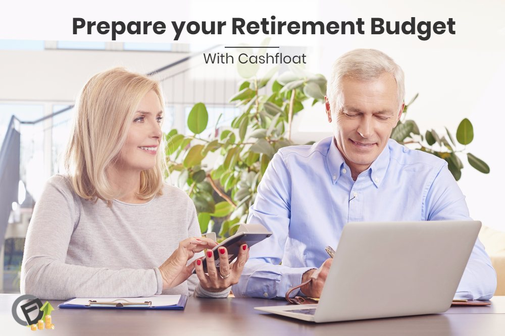 Retirement Budget: Working out your Income and Expenses
