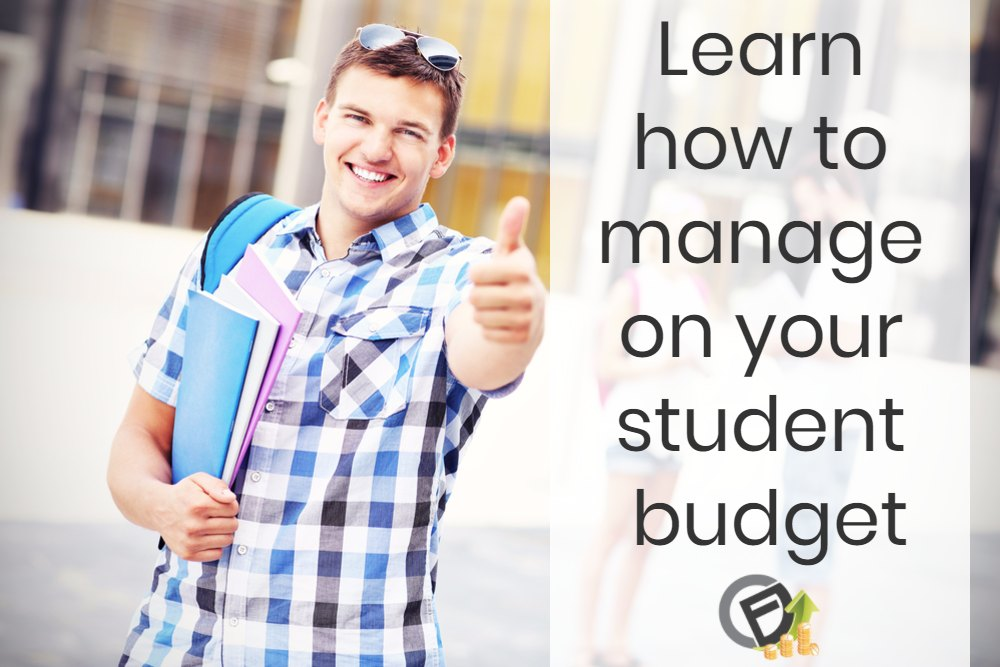Cashfloat advise on budgeting for students