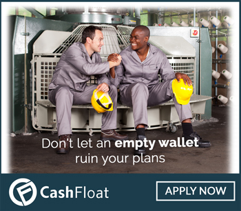 Cashfloat - why you should save money