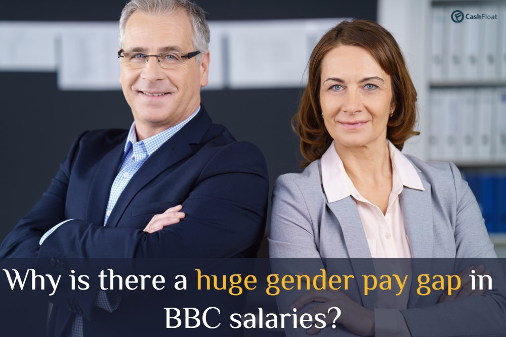 Huge Gender Salary Gap in BBC Office