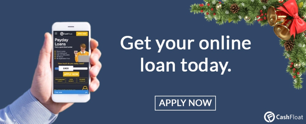 Need a loan? Apply with Cashfloat