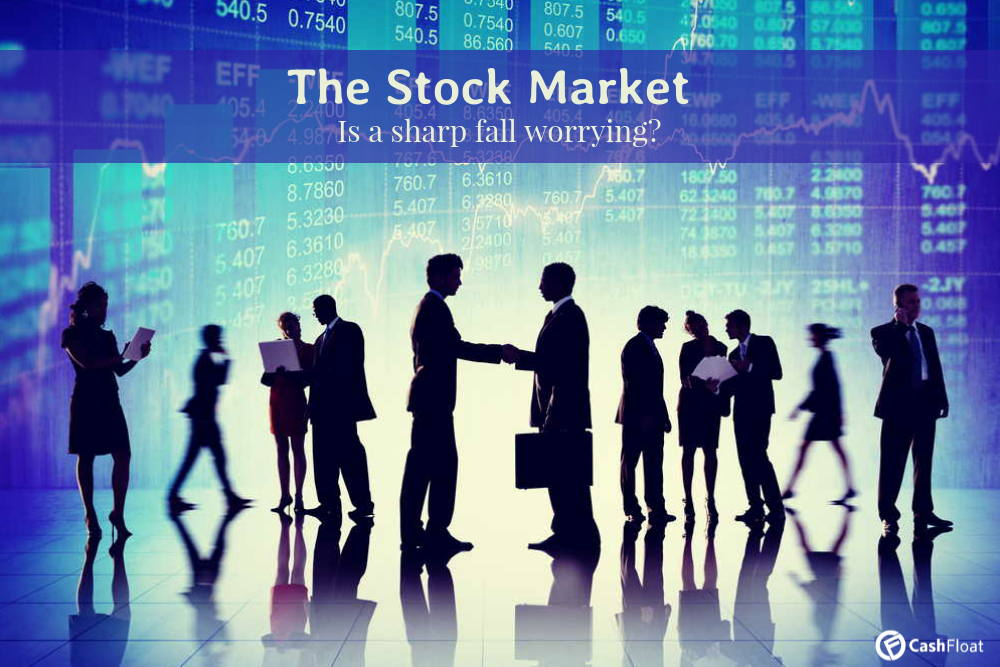 What does the Stock Market Fall Mean for Me?
