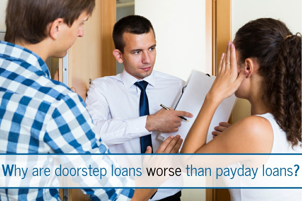 Are Doorstep Lenders the New Bad Guys?