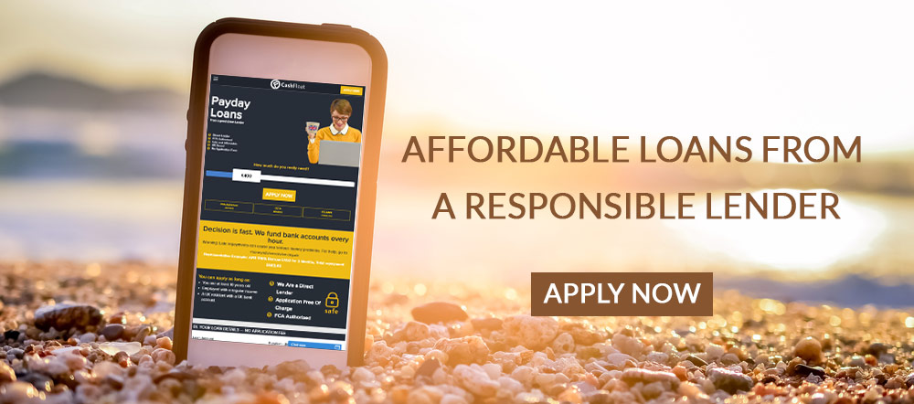 apply now - cashfloat