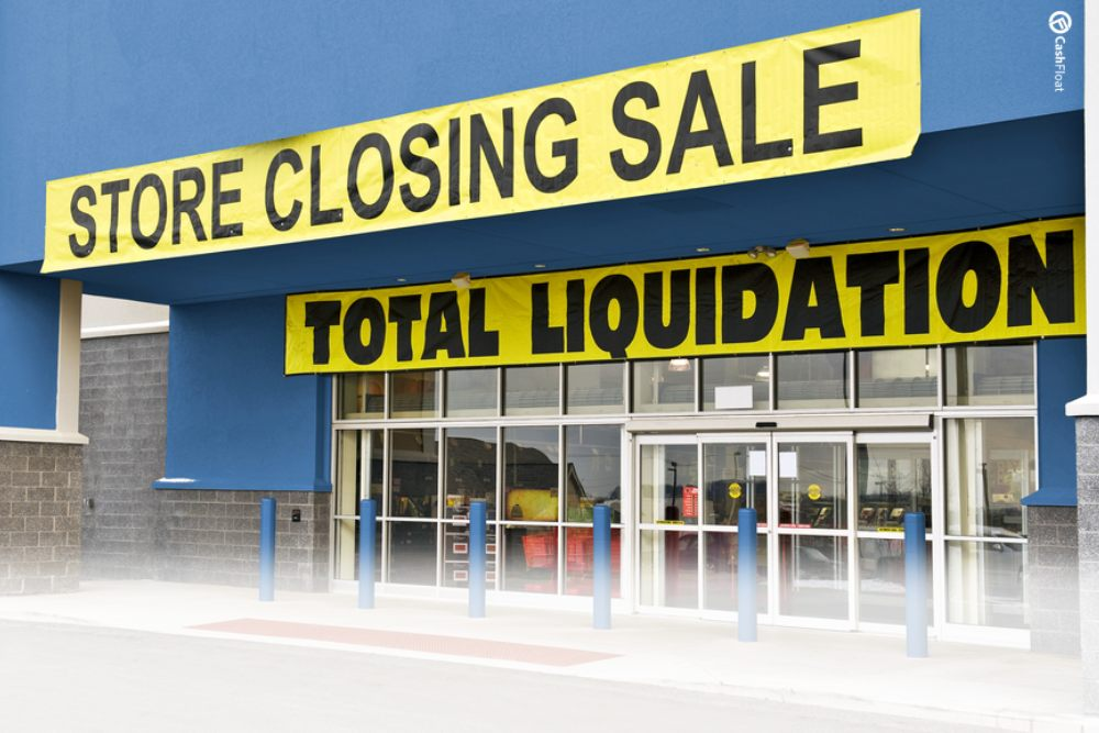 Closing Down Sale – Learn Your Rights!
