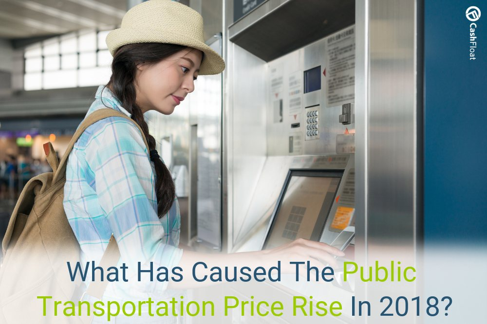 Public transportation prices - Cashfloat