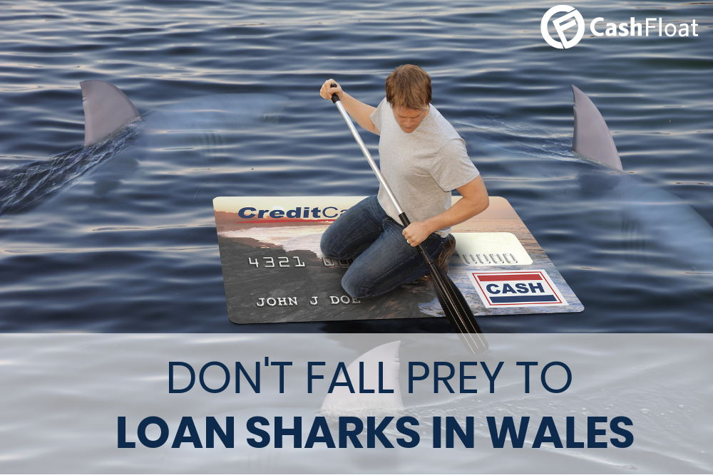 Private Loan Sharks Increase in Wales – How to Avoid Them