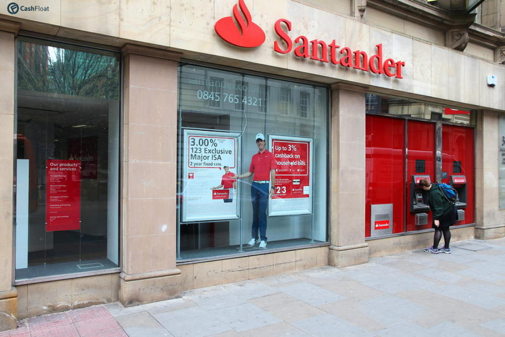 Santander's Overdraft Fees Are Changing: Are You Affected?