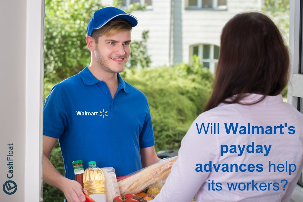 cashfloat discusses if walmart's payday advances are a good idea