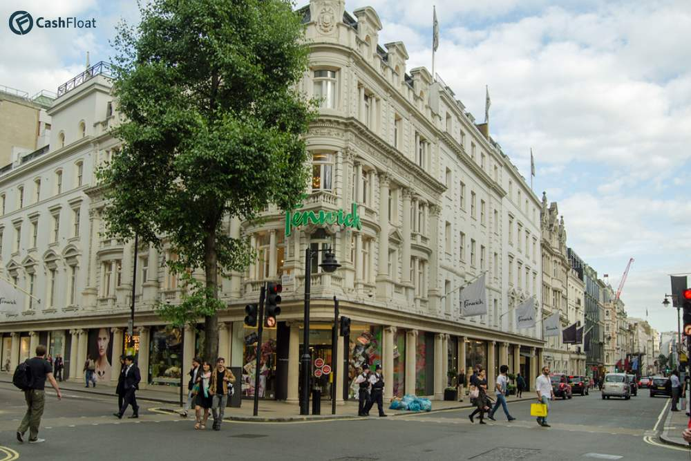 Are the Days of Department Stores in the UK Numbered?