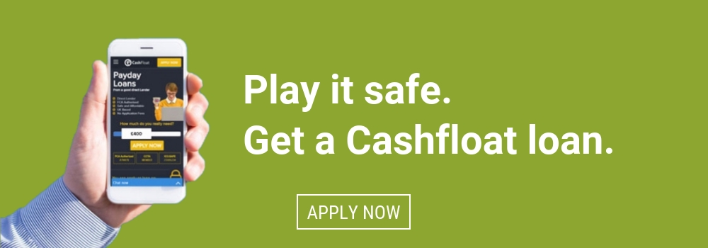 want a creditspring loan? -Apply now with Cashfloat