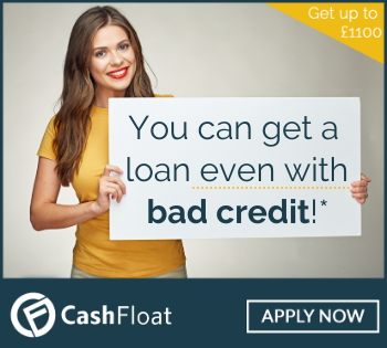 apply for loans for bad credit from cashfloat