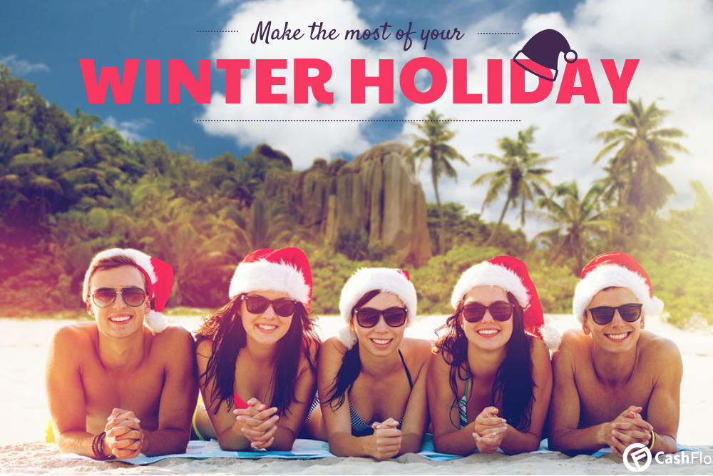 Cashfloat shows you to celebrate the winter holidays for less