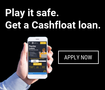 Apply today for a safe loan from Cashfloat
