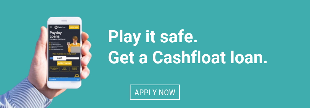 Apply today and get a loan from Cashfloat