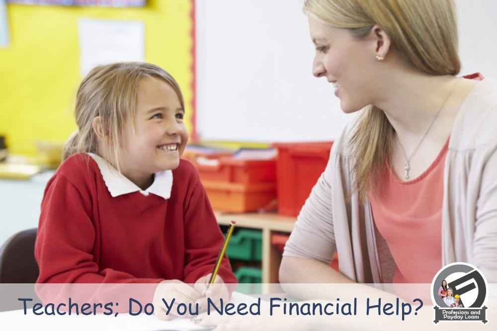 Cashfloat examines payday loans for teachers.