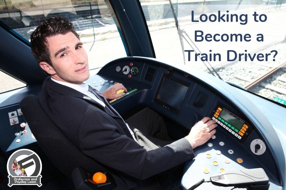 Looking to Become a Train Driver? - The train driver salary - Cashfloat