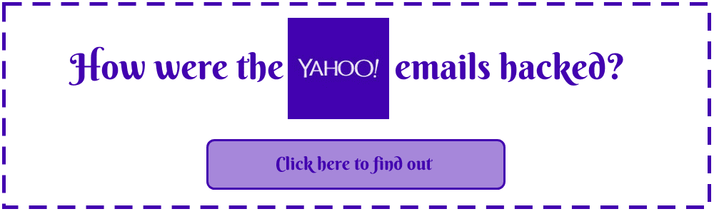 How were the Yahoo emails hacked? - Cashfloat