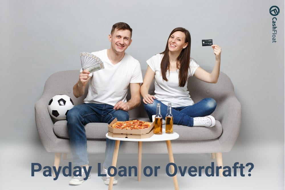 payday loan or overdraft. which one? Cashfloat