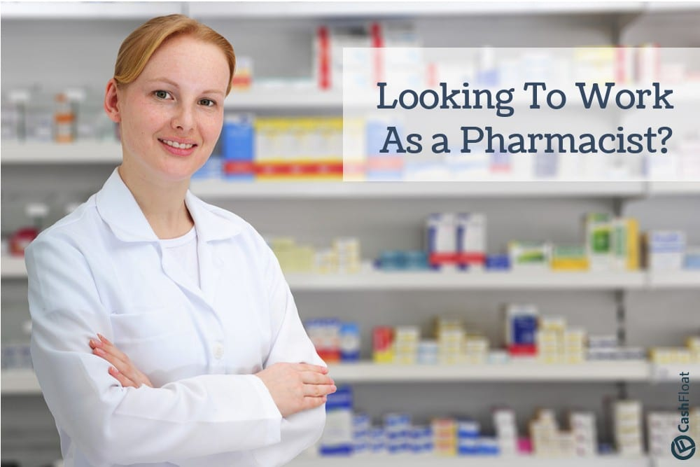 What is the pharmacist salary - Cashfloat