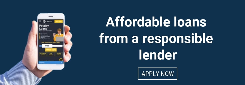 Affordable loans from a responsible lender