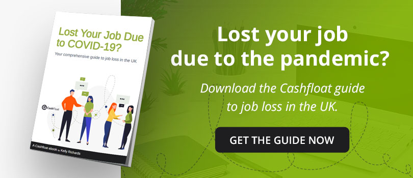 Download this Covid-19 job loss eBook, from Cashfloat, now!